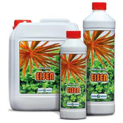 aqua rebell mikro basic complete iron fertiliser